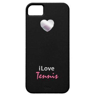 Cute Tennis iPhone 5 Cover