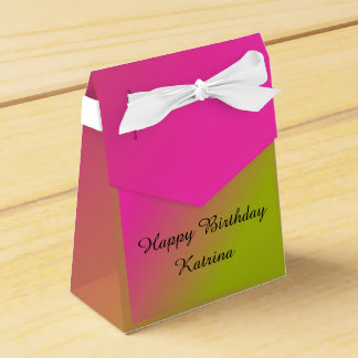 Cute Tent Favour Box for any Occasion Wedding Favor Boxes