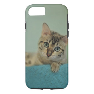 Cute Things Come in Kitty Packages iPhone 7 Case
