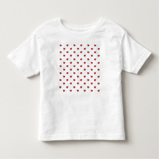 Cute Tiny Valentine Hearts Toddler T-shirt