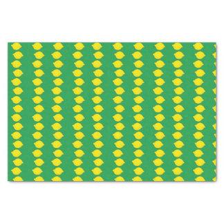 Cute Tissue Paper Lemons