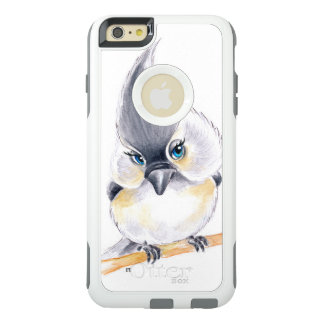 Cute Titmouse Art OtterBox iPhone 6/6s Plus Case