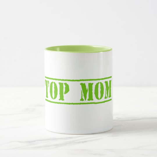 cute top mom mother's day mug gift idea for mom