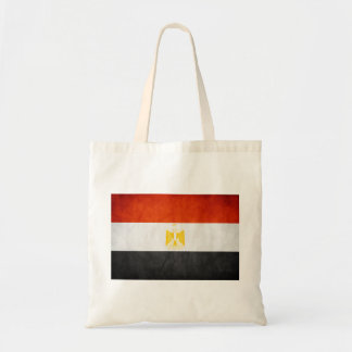 Cute tote with Egyptian flag