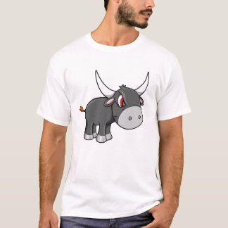 Cute Tough Bull T-Shirt