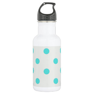 Cute Trendy Polka Dots 532 Ml Water Bottle