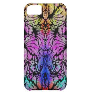 Cute Trendy Watercolor Floral iPhone 5C Case