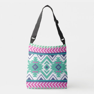 Cute Tribal Aztec Back to School Tote