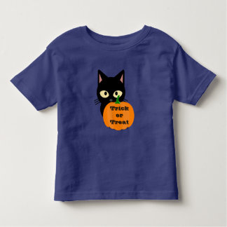Cute Trick or Treat Kids Halloween T-Shrit Toddler T-shirt