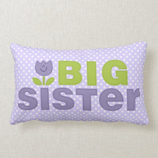 Big Sister Pillows - Big Sister Throw Pillows Zazzle