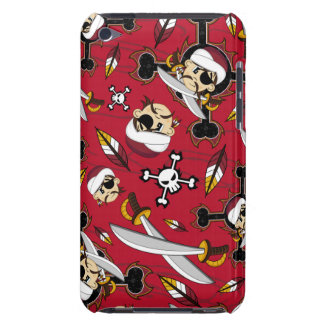 Cute Turban Pirate itouch Case