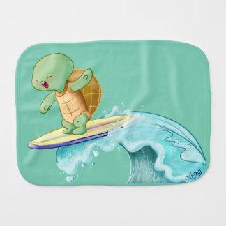 Cute Turtle Kawaii Burp Cloth