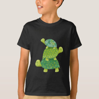 Cute Turtle Stack Family T-Shirt