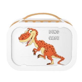 Cute Tyrannosaurus Rex Dinosaur Lunch Box
