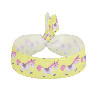 Cute Unicorn Elastic Hair Tie