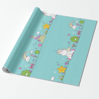 Cute unicorn poison box PAPER