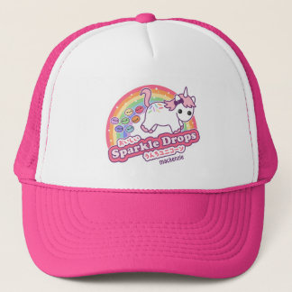 Cute Unicorn Poo Candy Trucker Hat