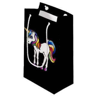 Cute Unicorn Small Gift Bag