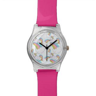 Cute Unicorn Wrist Watches