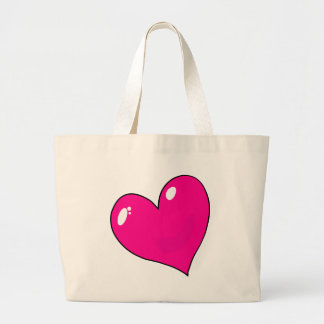 Cute Valentines Jumbo Tote Bag