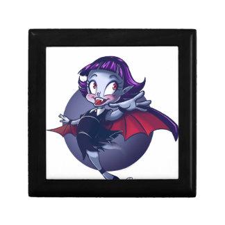 Cute Vampire Gift Box