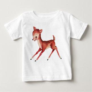 Cute vintage deer baby T-Shirt