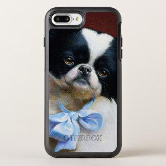 Cute Vintage Dog OtterBox Symmetry iPhone 8 Plus/7 Plus Case