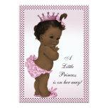 Cute Vintage Ethnic Princess Baby Shower