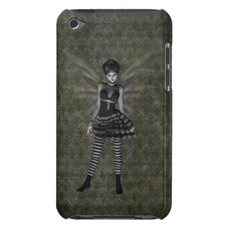 Cute Vintage Gothic Fairy Barely There iPod Cover