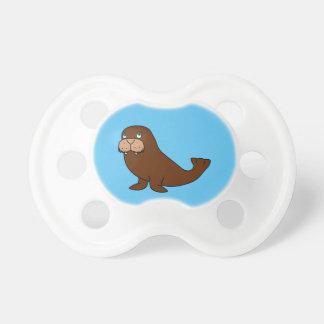 Cute Walrus Pacifier