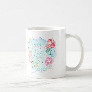 Cute watercolor Mermaids, Unicorn, Fairies Coffee Mug