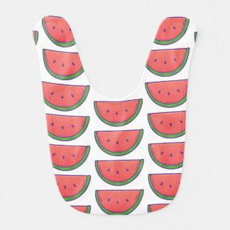 Cute Watermelon Bib