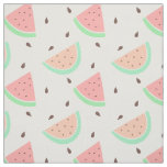 Cute Watermelon Pattern Fabric