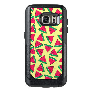 Cute Watermelon Slice Cartoon Pattern OtterBox Samsung Galaxy S7 Case