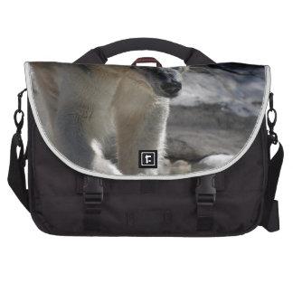 Cute White Polar Bear Commuter Bag