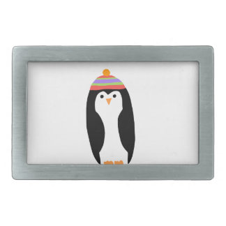 CUTE WINTER PENGUIN BELT BUCKLE