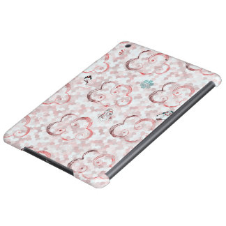Cute Winter X-mas Pattern C iPad Air Case