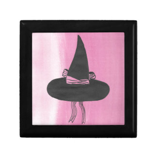 Cute Witch's Hat Gift Box