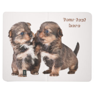 Cute Yorkshire Terrier Puppies Journals