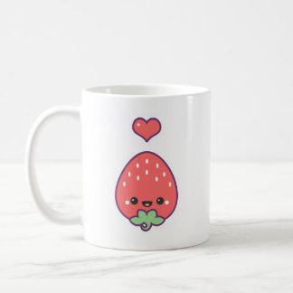 Cute Yummy Strawberry Coffee Mug