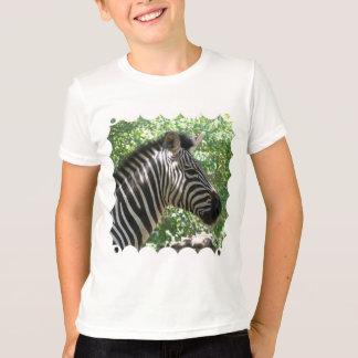 Cute Zebra Kid's T-Shirt