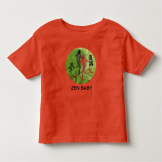 CUTE ZEN BABY TODDLER T-SHIRT