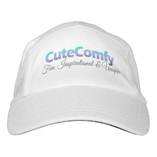 CuteComfy Brand Name Logo Headsweats Hat