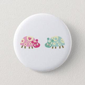 CuteCritters5 2 Inch Round Button