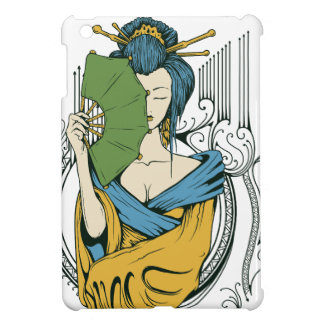 cutejjapanese chinese women girl cover for the iPad mini