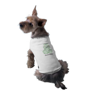 Cutelyn Baby Frog Doggie T-shirt