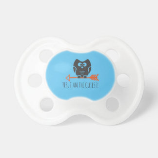 cuteowl pacifier