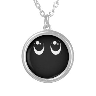 CUTER SILVER PLATED NECKLACE