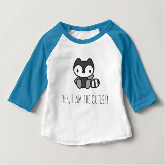 cuteraccoon baby T-Shirt