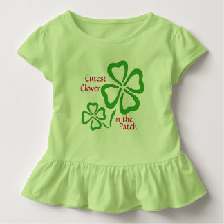 Cutest Clover Toddler T-shirt